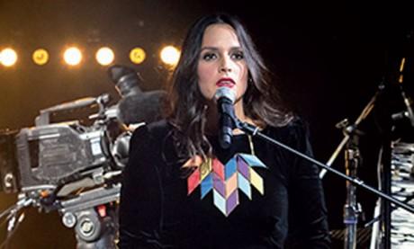 Anna Chedid en concert à Rabat