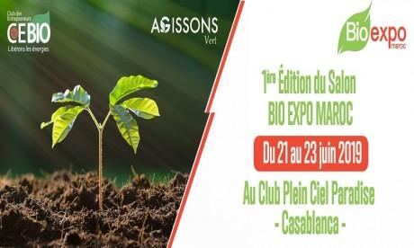 10.000 visiteurs attendus à la 1e édition du «Bio Expo Maroc»