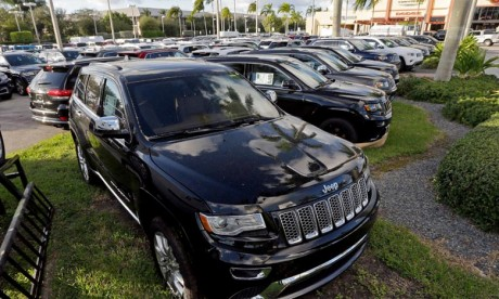 Fiat Chrysler verse 650 millions de dollars pour régler des poursuites aux Etats-Unis