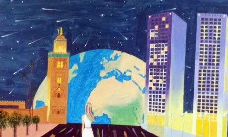 Le réalisme magique de la jeune peintre Loubna Benrabeh