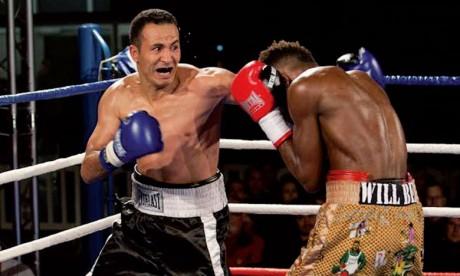 Le Marocain Khalid Habchane affronte  Idd Pialari le 20 avril