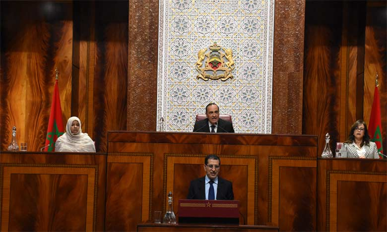 Le Chef du gouvernement expose devant les députés les mesures de soutien au pouvoir d'achat en 2019