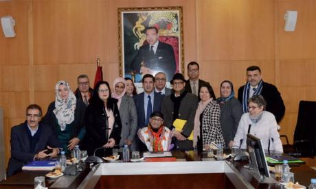 Saïd Amzazi ouvre le dialogue avec l'UNAHM