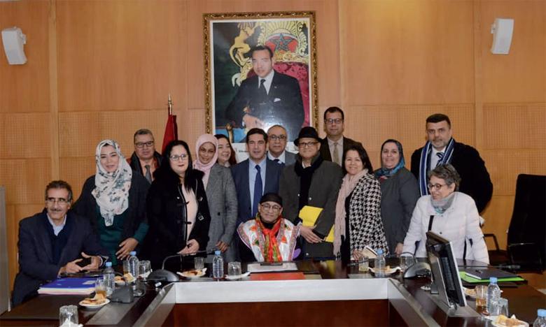 Lors de cette réunion, le ministre a écouté attentivement les doléances et recommandations des représentants de l'UNAHM.
