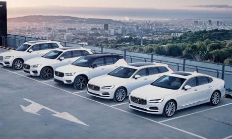 Volvo Cars franchit le cap  des 600.000 véhicules