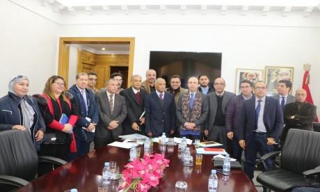 Ce qui ressort de la rencontre entre Anas Doukkali et la Fédération nationale de la santé