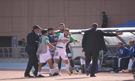 Trois matchs de suspension pour Zakaria Hadraf