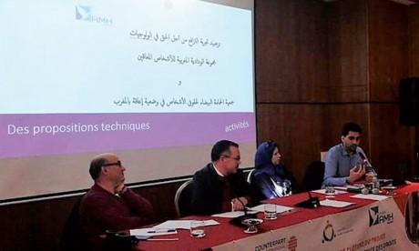 L'Amicale marocaine des handicapés clôture  son projet d'accessibilité universelle