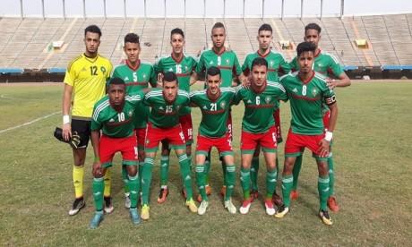 Les U23 font match nul face à la sélection gambienne