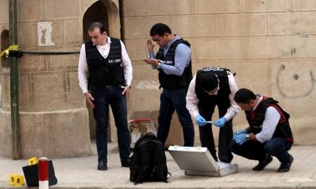 Egypte: la police démantèle un engin explosif devant une église