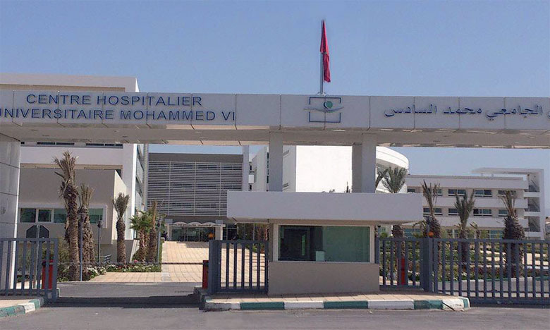 Le CHU Mohammed VI prend une dimension continentale  pour l'allogreffe osseuse massive
