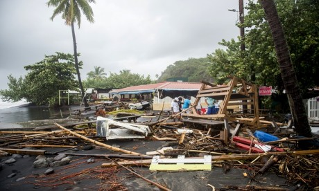 Catastrophes naturelles : 2018, encore une année dramatique