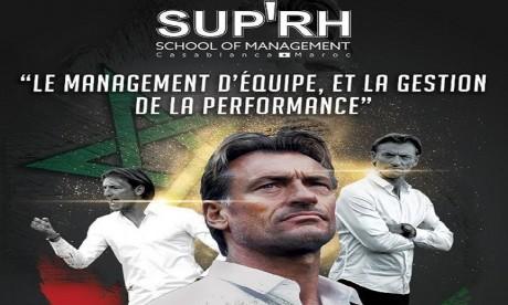 Hervé Renard livre ses recettes pour le management des équipes
