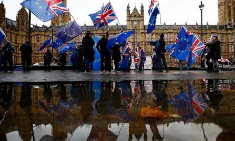 Le Parlement britannique appelé à soutenir l'accord de Brexit