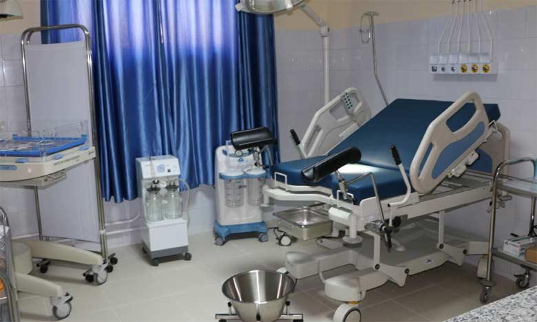 Un plan d'action triennal pour la mise  à niveau des hôpitaux publics