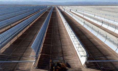 Le solaire et l'éolien d'abord