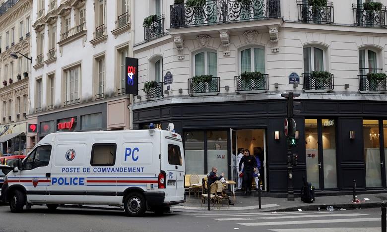 Explosion à Paris: 12 personnes gravement blessées dont 5 avec un pronostic vital engagé