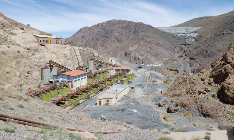 La capacité de l'unité d'extraction de Maya à Zgoubnder est désormais de 500 tonnes par jour.