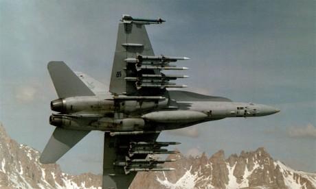 Enquête sur de possibles victimes civiles  de frappes aériennes