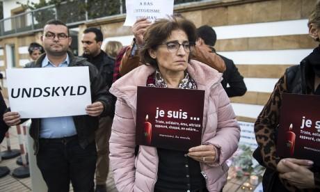 Funérailles de l'étudiante norvégienne tuée au Maroc