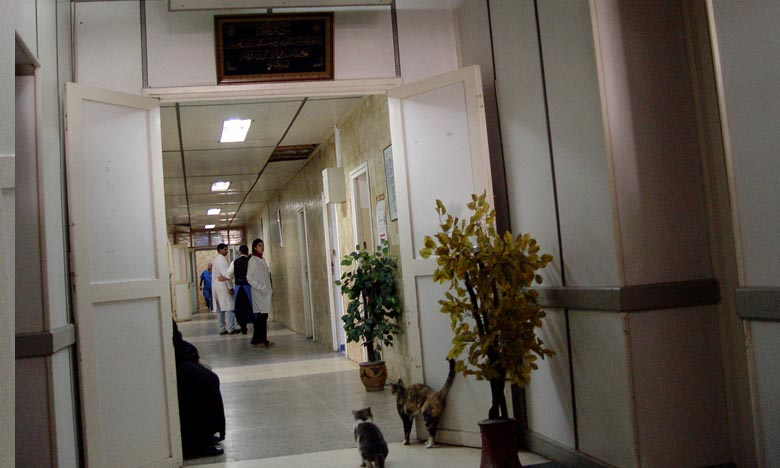 L'hôpital provincial de Khénifra se dote d'un service de psychiatrie