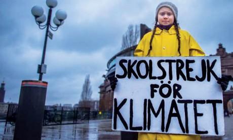 Une adolescente suédoise bouscule l'élite mondiale