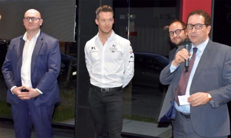 L'équipe DS affiche ses ambitions  pour l'E-Marrakech 2019