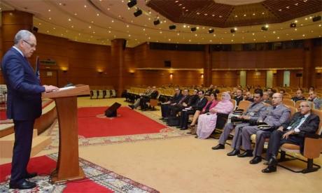 Abdellatif Loudiyi: La sécurité du nord de la Méditerranée est liée à celle de sa rive sud