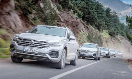 Nouveau pic pour le Groupe Volkswagen en 2018
