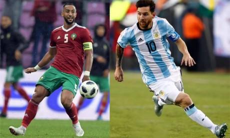 Lions de l'Atlas: Un amical face à l'Argentine en mars ?