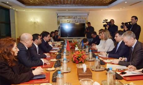 Nasser Bourita : «il a été décidé de réactiver tous les mécanismes de coopération et de partenariat rompus depuis 2016»