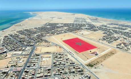 Dakhla bientôt dotée d'un théâtre à ciel ouvert comprenant un amphithéâtre extérieur d'une capacité de près de 10.000 places