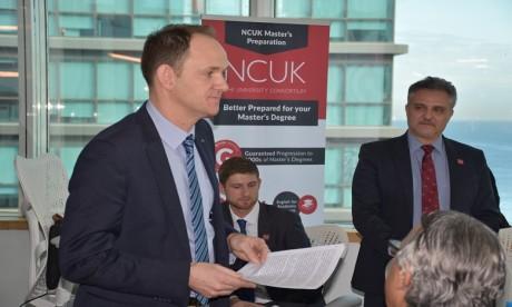 Un partenariat qui ouvre les portes des universités britanniques