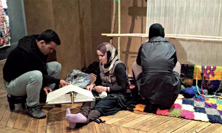 Clôture du programme  de formation «Maison  de l'artisanat»