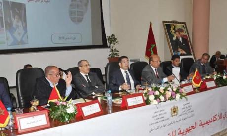 Le conseil d'administration de l'AREF approuve  le Plan d'action et le budget2019