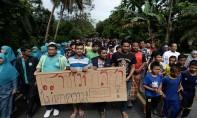 Après une relative accalmie, les attaques meurtrières ont repris ces dernières semaines dans les provinces du sud à majorité musulmane. Ph. AFP