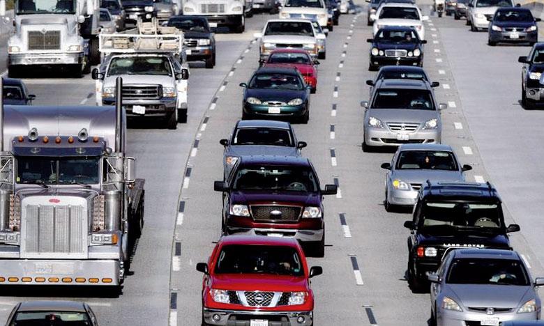 Les carburants consommés par le secteur des transports restent pour la troisième année consécutive la première source de rejet de CO2 dans l'atmosphère aux États-Unis. Ph. DR