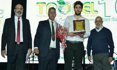 Remise des Trophées de la 10e édition de TROFEL à Agadir