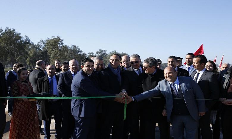Autoroutes du Maroc : L'échangeur Al Massira à Kénitra inauguré