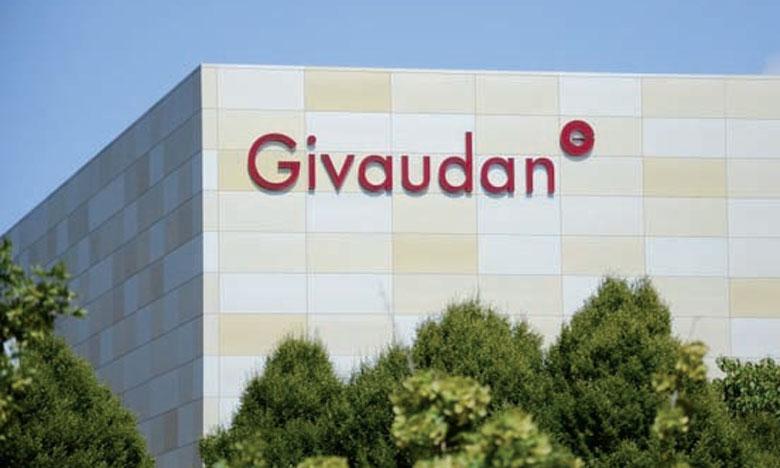 Le bénéfice net de Givaudan s'est élevé à 663 millions de francs suisses en 2018 contre 720 millions une année plus tôt.