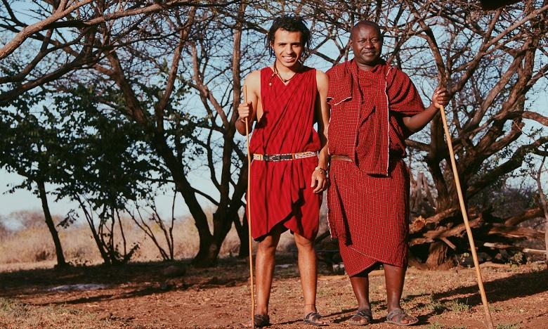 Othmane Zolati : ce tour d'Afrique qui a changé ma vie...