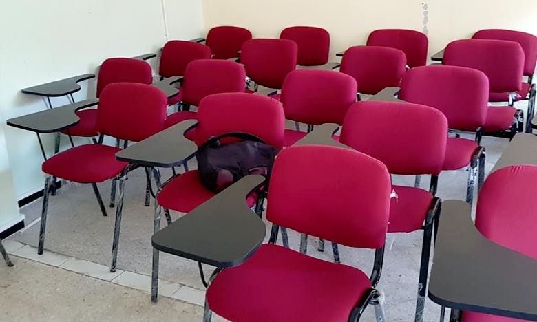 Les autorités locales de Casablanca ont procédé à la fermeture d'un institut privé et ses annexes du fait qu'il ne dispose pas des autorisations requises délivrées par le département de tutelle. Ph : DR