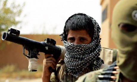 Le dernier village de Daech conquis par une coalition arabo-kurde