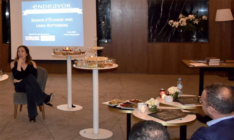 Endeavor a accompagné près de 1.800 entrepreneurs à travers le monde depuis sa création il y a 21 ans.