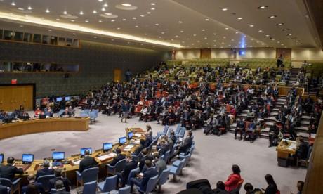 Omar Hilale: Les changements climatiques représentent une menace pour la paix et la sécurité internationales