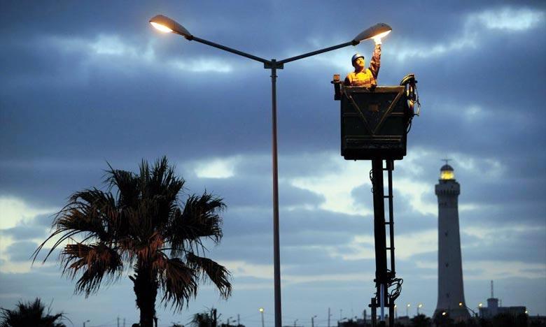L'ONEE rationalise la consommation d'électricité à Guelmim