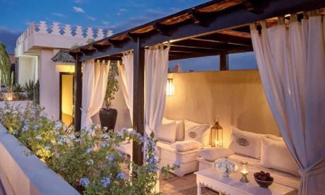 Le Riad Kheirredine, 2e hôtel  de luxe au monde