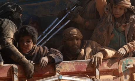 Comment filtrer les terroristes de Daech  qui fuient parmi les civils
