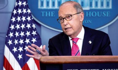 Les négociations commerciales avec la Chine toujours sur les rails, affirme la Maison Blanche