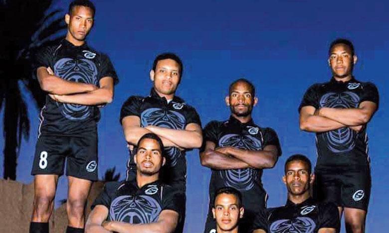 Surnommé «Le Fidji du désert», le club du Tinghir rugby club est un des grands favoris au titre.